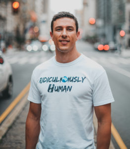 Craig Haywood of Ridiculously Human on the Do a Day Podcast